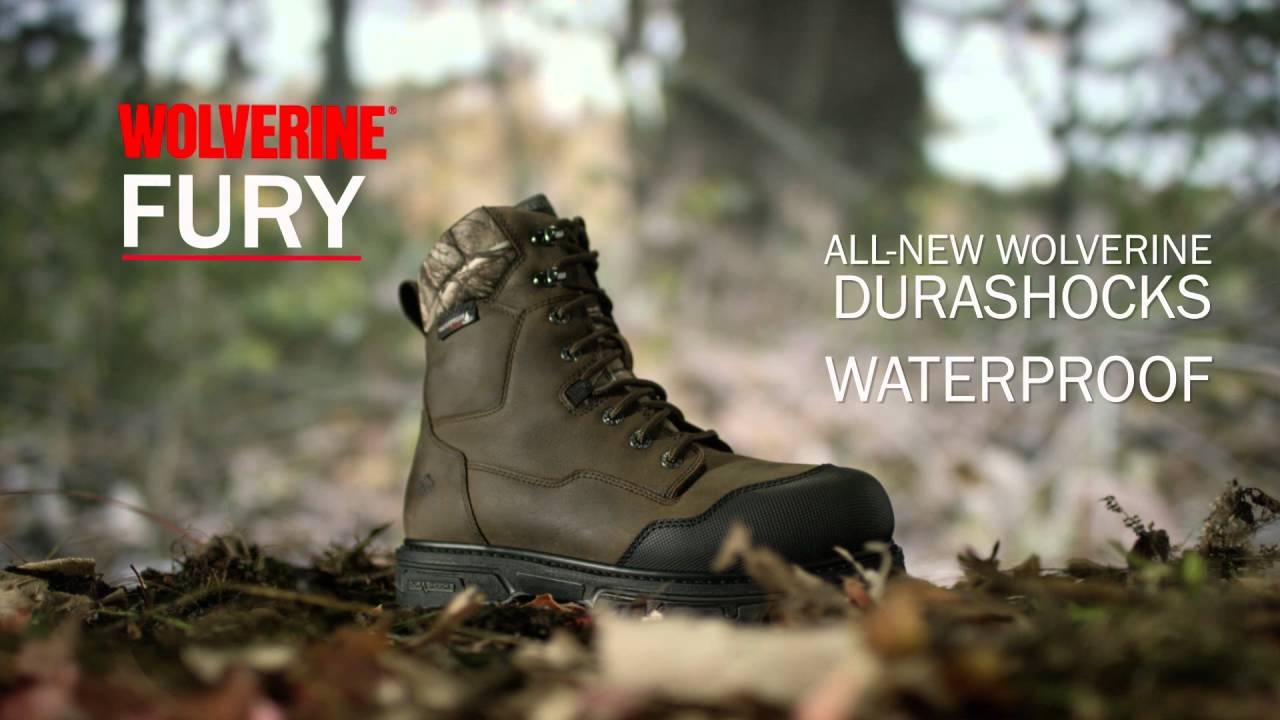 252cebbb366 Wolverine Fury Insulated Hunting Boot