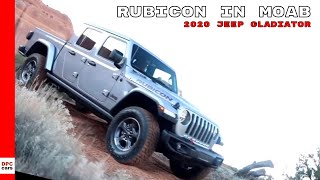 2020 Jeep Gladiator Rubicon in Moab