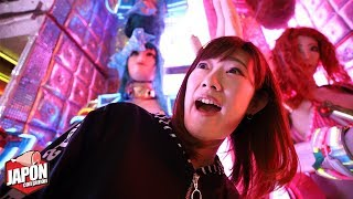 Tokio no descansa. La vida nocturna en algunos de sus barrios es di...