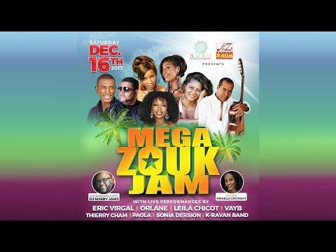 Mega Zouk Jam