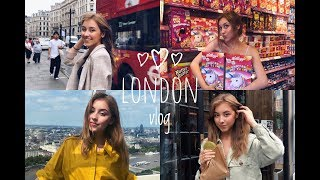 London vlog | моя поездка в Лондон, часть 1