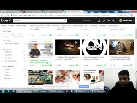 How to Create a Fiverr Gig to Start Earn Money Online