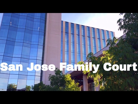 Santa Clara Family Justice Center Court