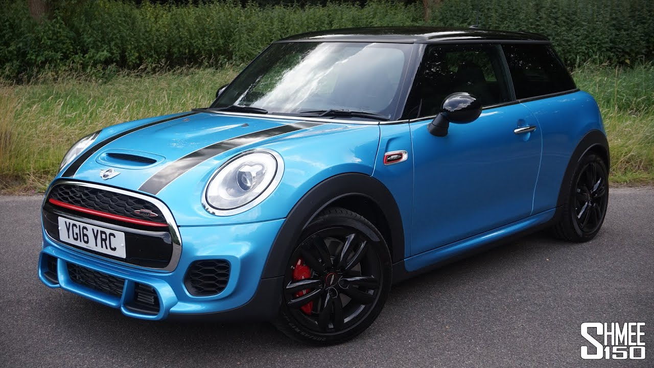 Test Driving The Mini Jcw A Proper Pocket Rocket Youtube