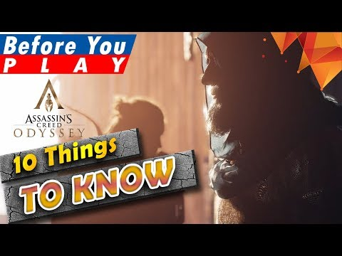 10 Things To Know Before You Buy and Play Assassin's Creed Odyssey thumbnail