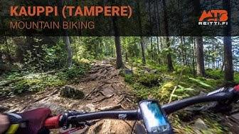 KAUPPI, TAMPERE   Maastopyöräily