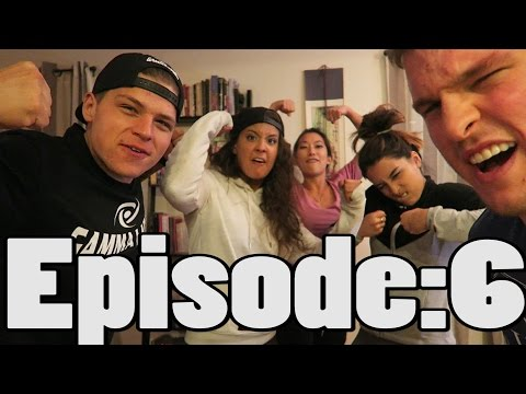 The YouTube House: Ep.6  Barbell Brigade  I