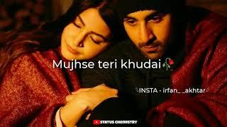 Tujhse mera deen dharam hai || Bulleya song || whatsapp status