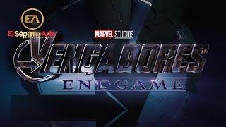 Vengadores: Endgame - Tráiler español (HD)