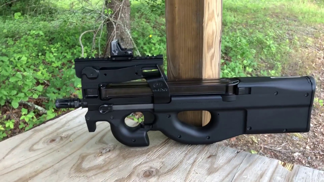 P90 Full Auto Sbr Youtube