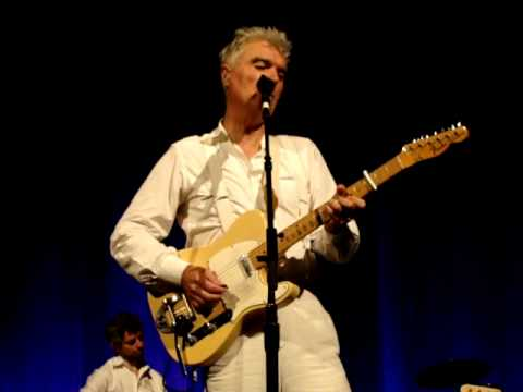David Byrne- Everything That Happens Will Happen Today