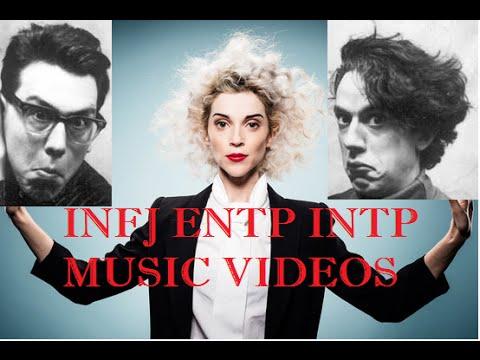 INTP/ENTP/INFJ Music Videos - YouTube