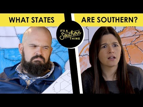 Which States are Southern? - Back Porch Bickerin'