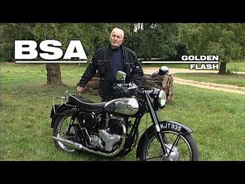 BSA 'Golden Flash' 1956 Twin 650cc