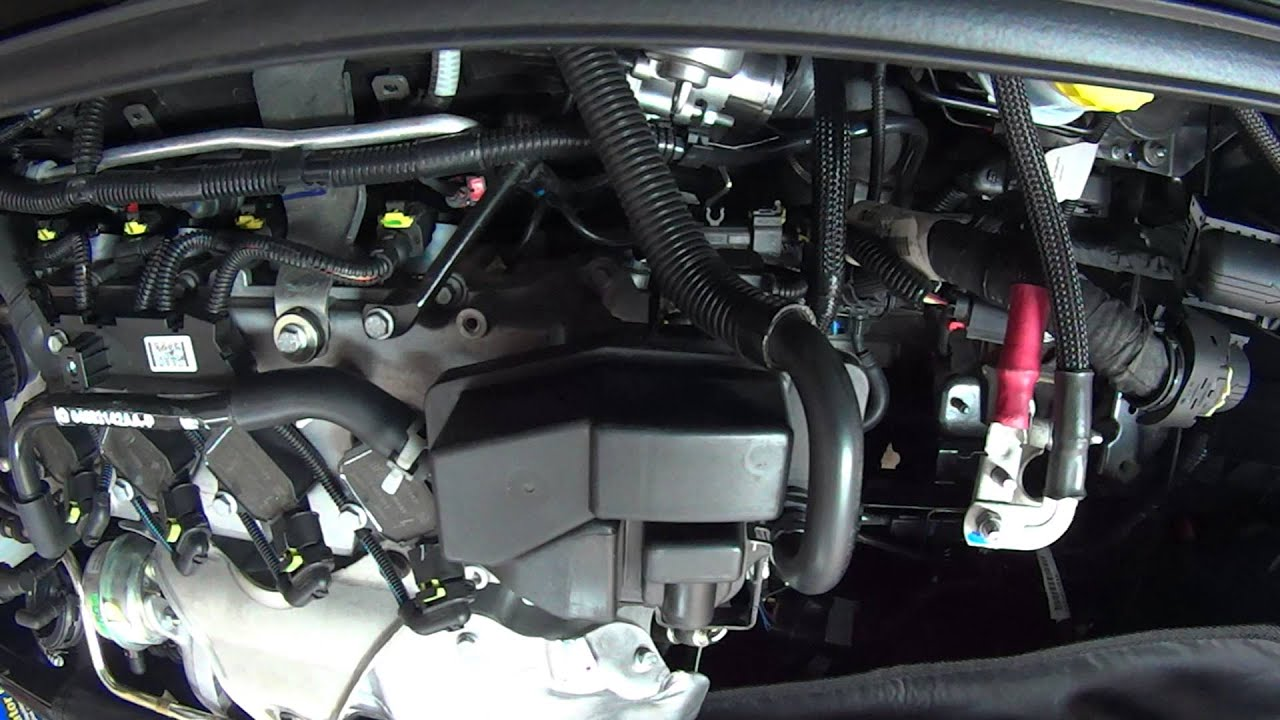 2012 Fiat 500 Abarth Throttle Body Upgrade
