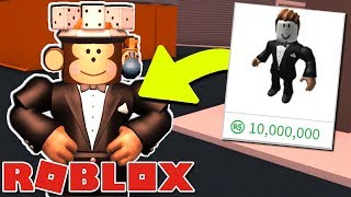 THIS COSTS 10 MILLION ROBUX?! *RICH* (Roblox)
