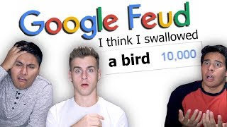 Google Feud Is The Reason I Have Trust Issues