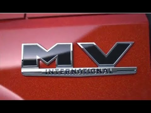 International Trucks NTEA MV Launch Live Video