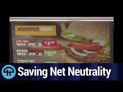 Montana, AT&T, and Burger King Save Net Neutrality