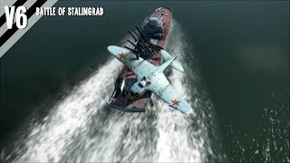 IL-2 Battle of Stalingrad Crashes V11