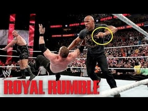 Botchamania: WWE Royal Rumble 2015 Edition
