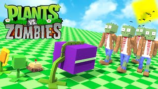 Minecraft: PLANTA DRAGÃO VS ORDA DE ZUMBIS!! (Plants vs Zombies) ‹ DONAT3LO ›