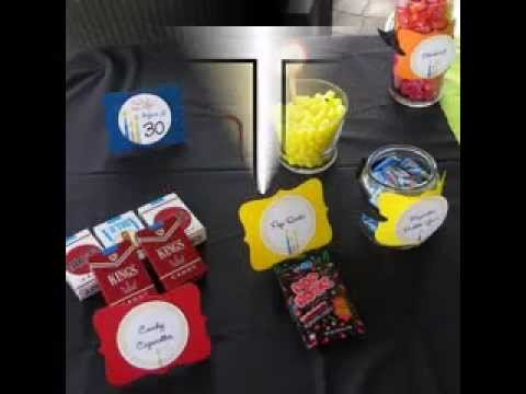 Surprise Birthday Party Decorations Ideas