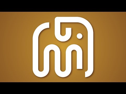 Best logo design | 3D logo design | Adobe illustrator tutorials | 027 thumbnail