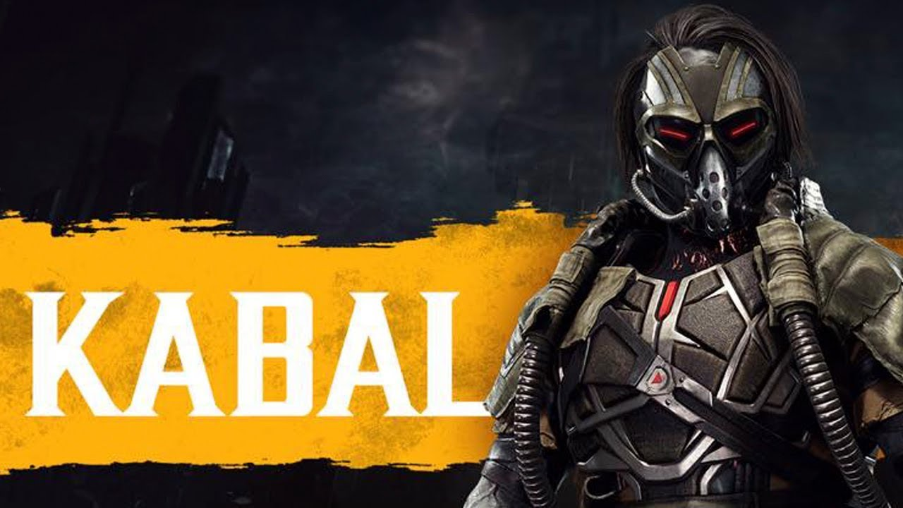 Mortal Kombat 11 | Español Latino | Kabal Trailer |