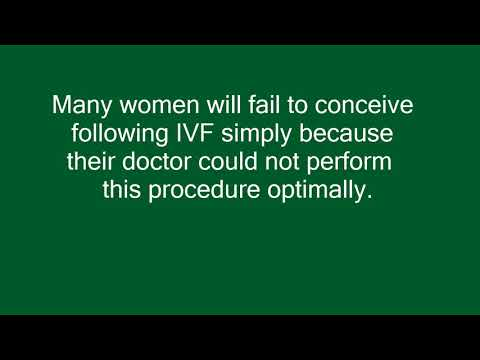 In vitro fertilization,Misdiagnose,Failure to transfer embryos optimally,Implantation Failure in IVF