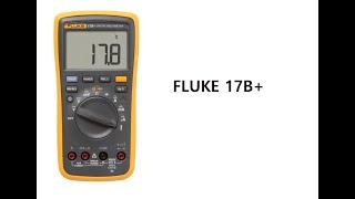 FLUKE 17B+ 멀티미터 사용법 및 특징