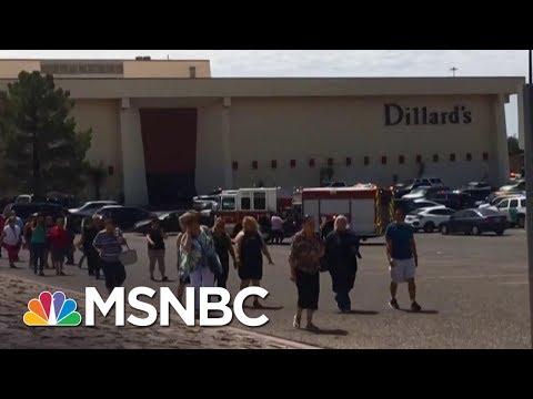 El Paso Gunman Allegedly Posted 'Wildly Anti-Immigrant' Essay Online | MSNBC