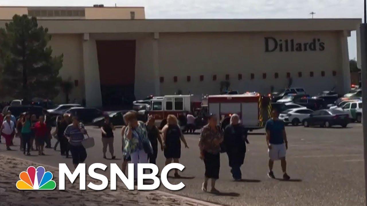El Paso Gunman Allegedly Posted 'Wildly Anti-Immigrant' Essay Online   MSNBC