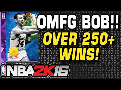 NBA 2K16 I GOT 93 BOB FROM GAUNTLET!!! I BEAT THE GAME!