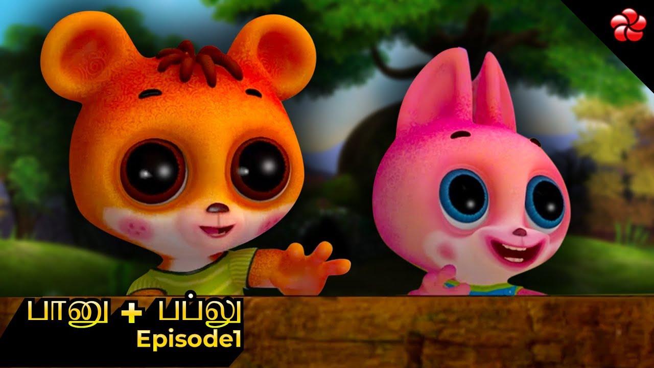 Download Banu Bablu New Tamil animation movie ★ episode1 for children