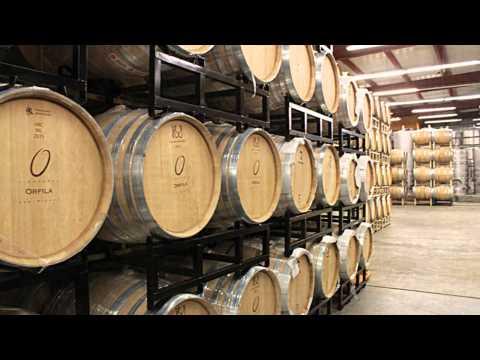 J-Mann at Orfila Winery