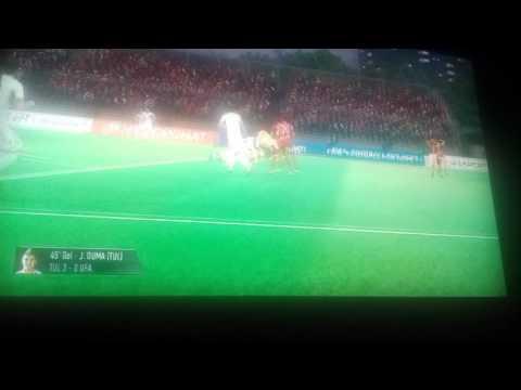 Melhores momentos Arsenal Tula 3x0 Fc Ufa  fifa 17