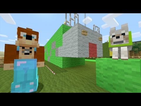 Minecraft Xbox - Curly Caterpillar [216]