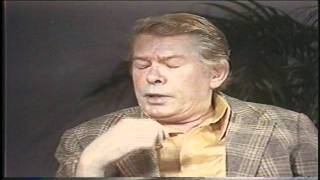 Johnnie Ray Interview
