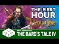 The Bard's Tale IV - The First Hour of Gameplay | PC Gameplay