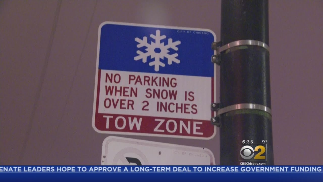 Chicago Weather: Winter storm could dump up to 6 inches of snow ...