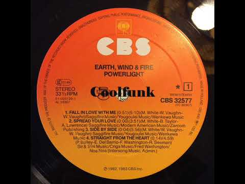 Earth Wind & Fire - Spread Your Love (1983)