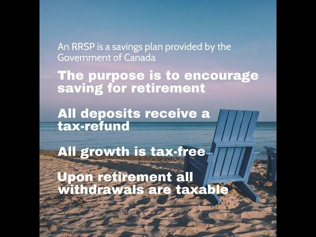 RRSP Primer