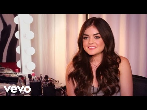 Lucy Hale - You Sound Good To Me - Behind the Scenes