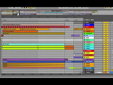 EDM SONG STRUCTURE 101