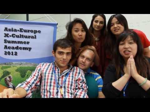 Asia-Europe Cross-Cultural Summer Academy