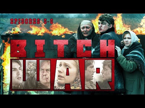 Bitch War. TV Show. Episodes 5 And 6. Fenix Movie ENG. Criminal Drama