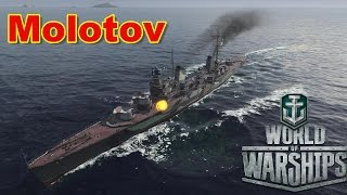 World of Warships: Molotov, A True Nailbiter
