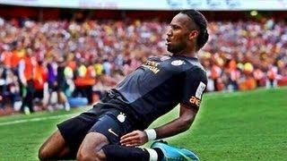 Galatasaray'da Kim Ne Yaptı? - Didier Drogba ( Galatasaray - Fenerbahçe Süper Kupa maçı)