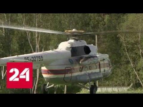 В Карелии спасатели ищут подростков с перевернувшейся лодки